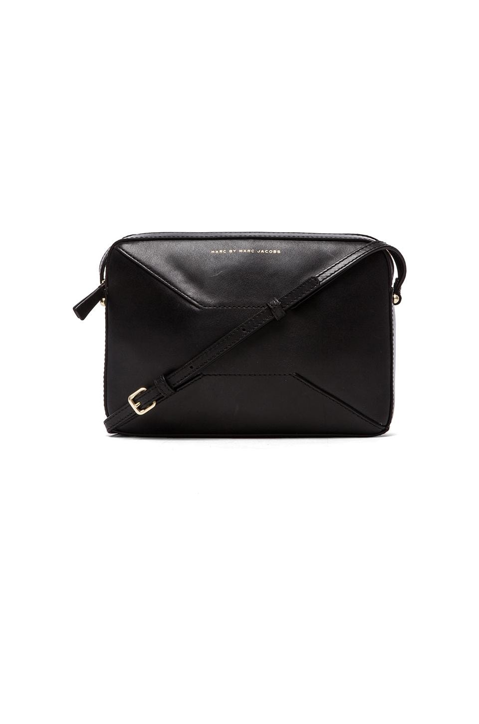 Marc by Marc Jacobs Hands Off Alex Crossbody in Black