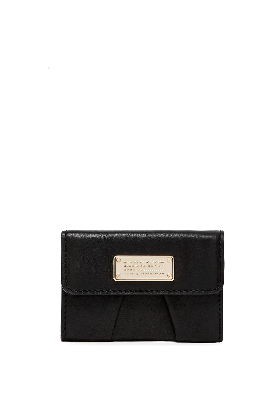 Marc by Marc Jacobs Marchive Card Case in Black
