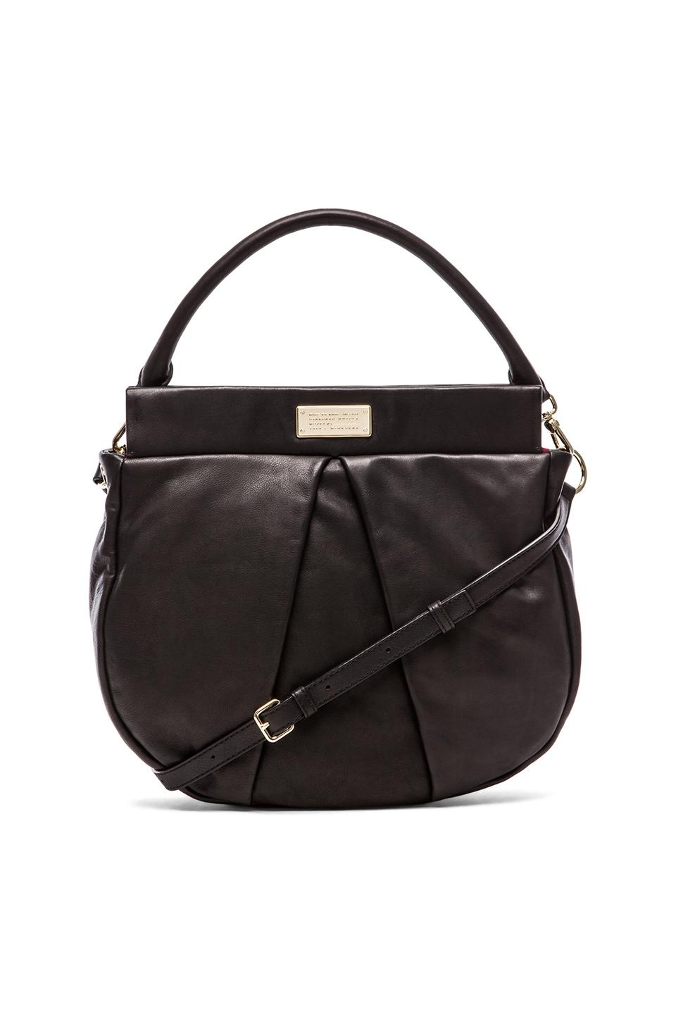 Marc by Marc Jacobs Marchive Hilli Hobo in Black