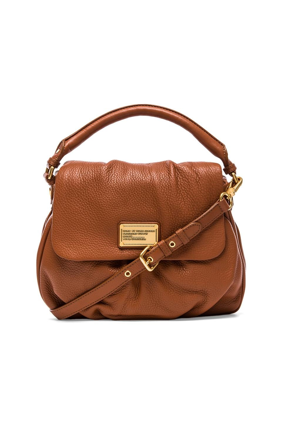 Marc by Marc Jacobs Classic Q Lil Ukita in Smoked Almond