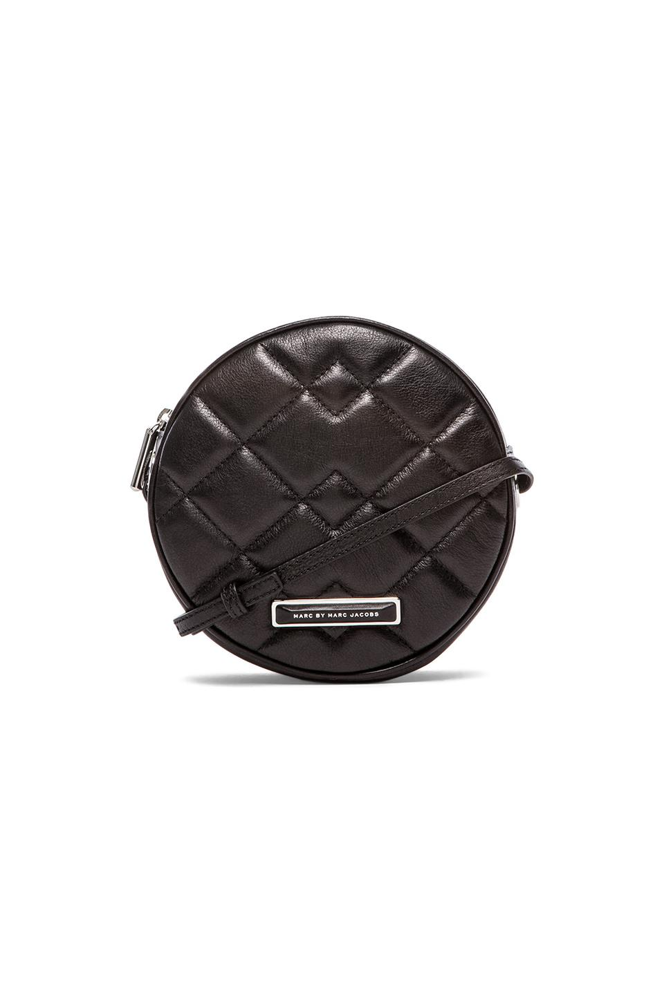 Marc by Marc Jacobs Shape Up Quilted Jackson in Black