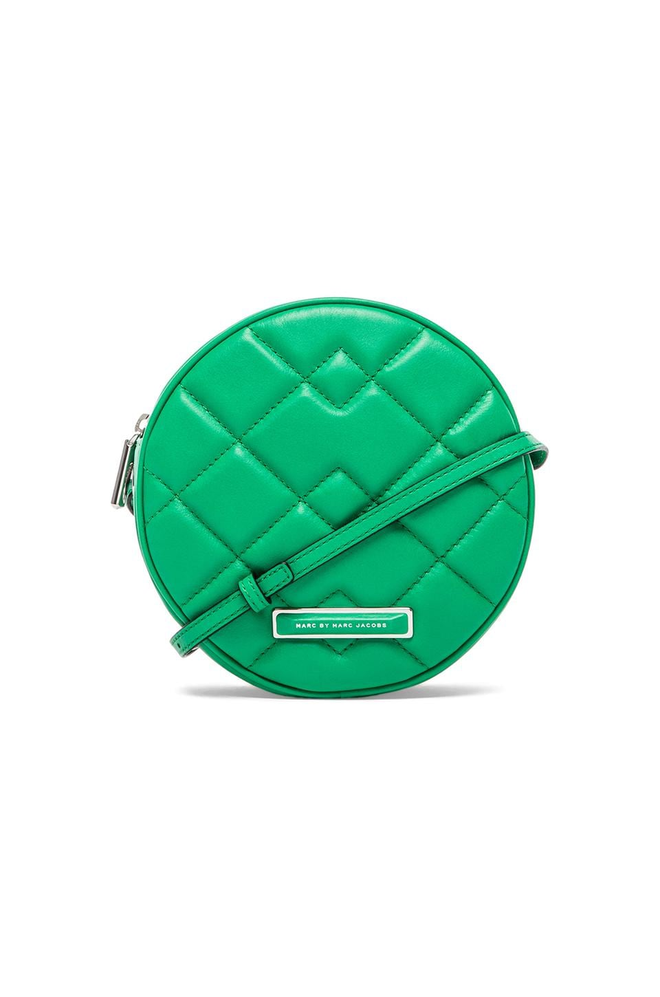 Marc by Marc Jacobs Shape Up Quilted Jackson in Emerald