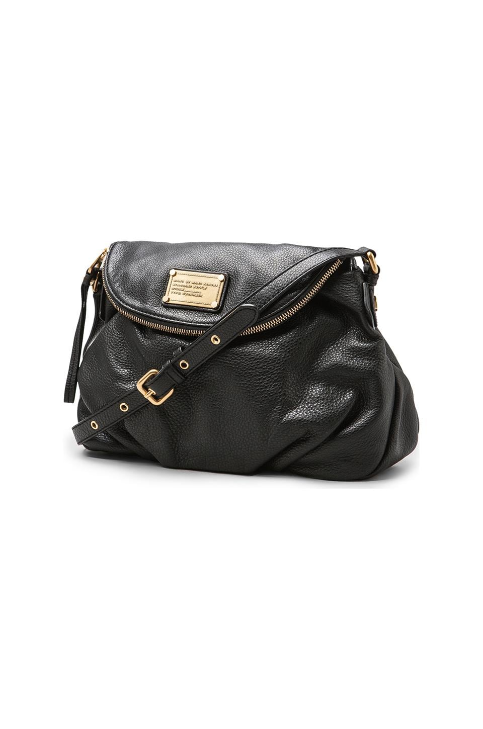Marc by Marc Jacobs Classic Q Natasha in Black
