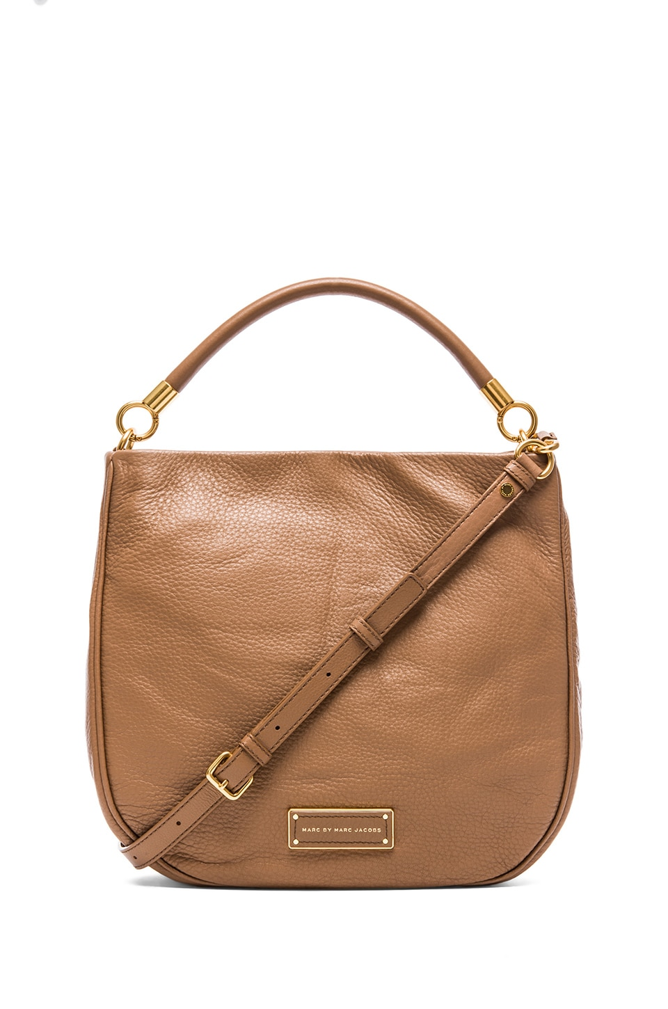 Marc by Marc Jacobs Too Hot to Handle Hobo in Praline