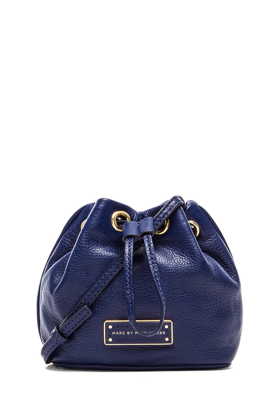 Marc by Marc Jacobs Too Hot to Handle Mini Drawstring in Deep Ultraviolet