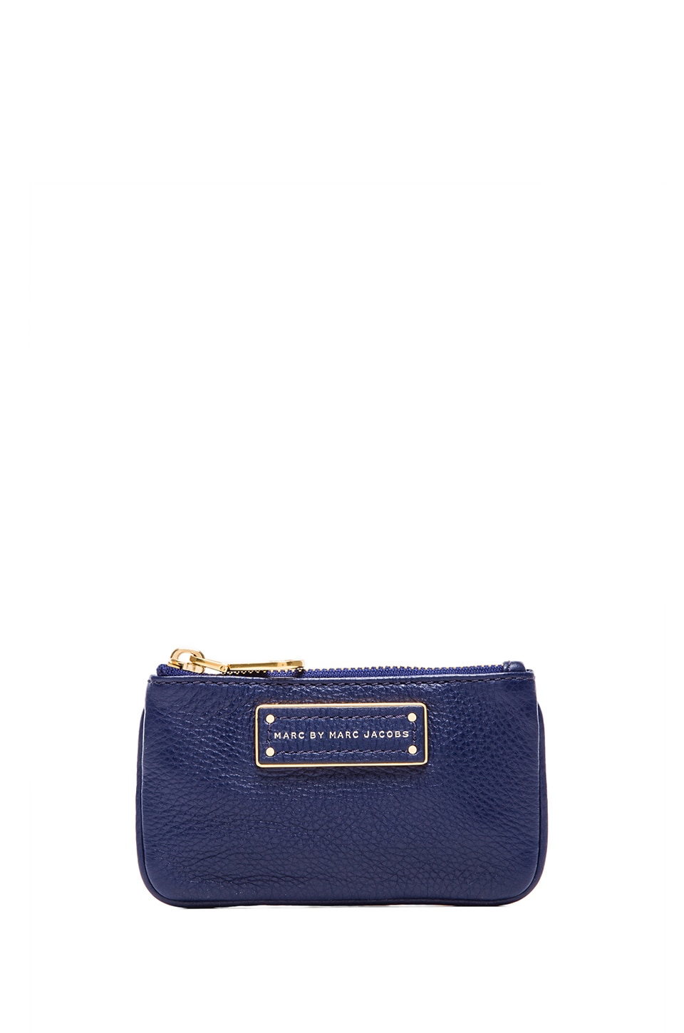 Marc by Marc Jacobs Too Hot to Handle Key Pouch in Deep Ultraviolet