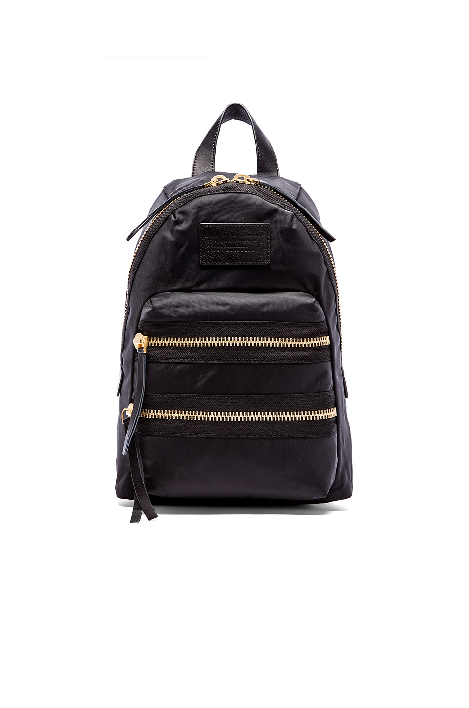 marc by marc jacobs domo arigato mini packrat backpack in black revolve. Black Bedroom Furniture Sets. Home Design Ideas