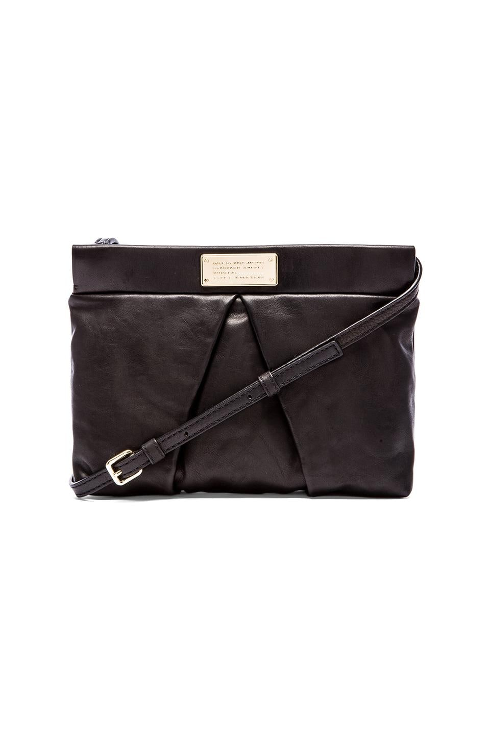 Marc by Marc Jacobs Marchive Percy Crossbody in Black