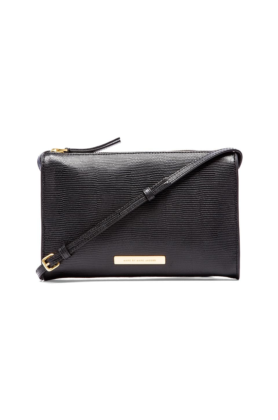 Marc by Marc Jacobs Queens Night Out Ellen Crossbody in Black