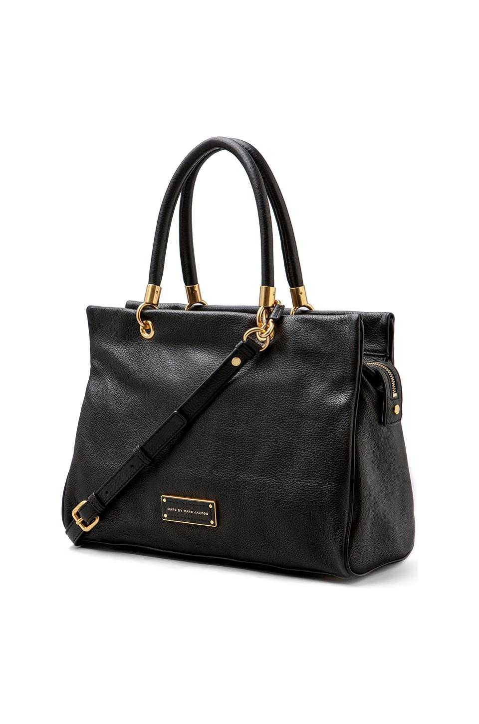 Marc by Marc Jacobs Too Hot to Handle Tote in Black