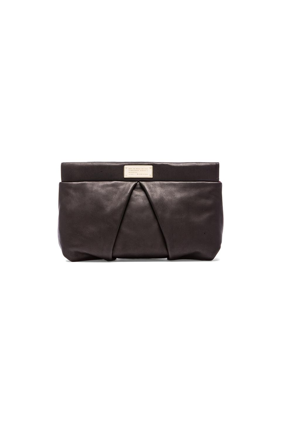Marc by Marc Jacobs Marchive Clutch in Black