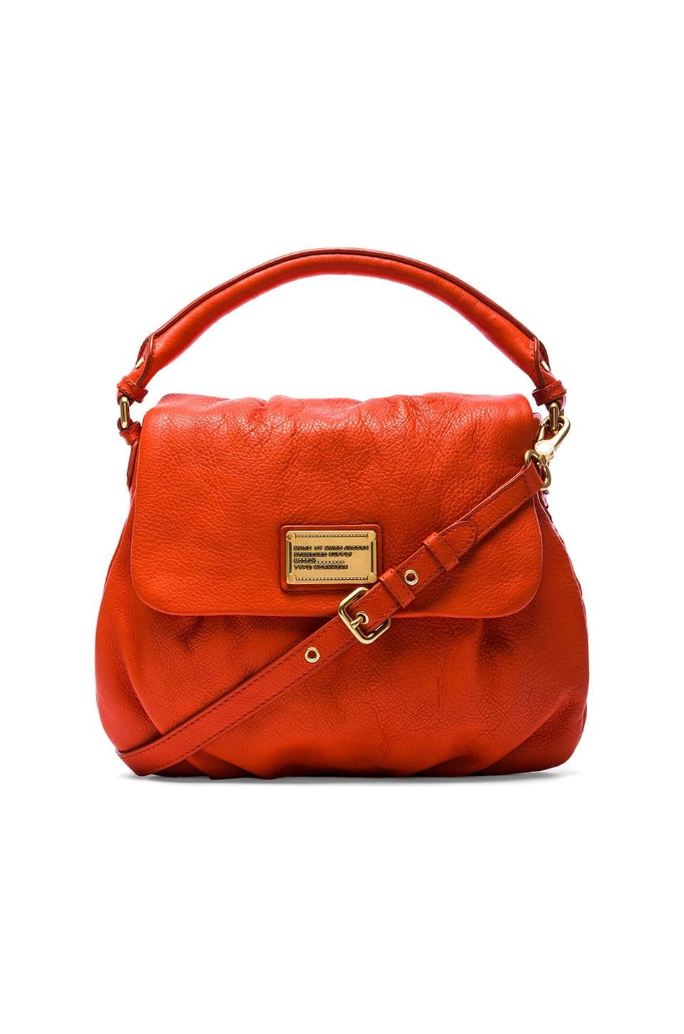Marc by Marc Jacobs Classic Q Lil Ukita in Spiced Orange