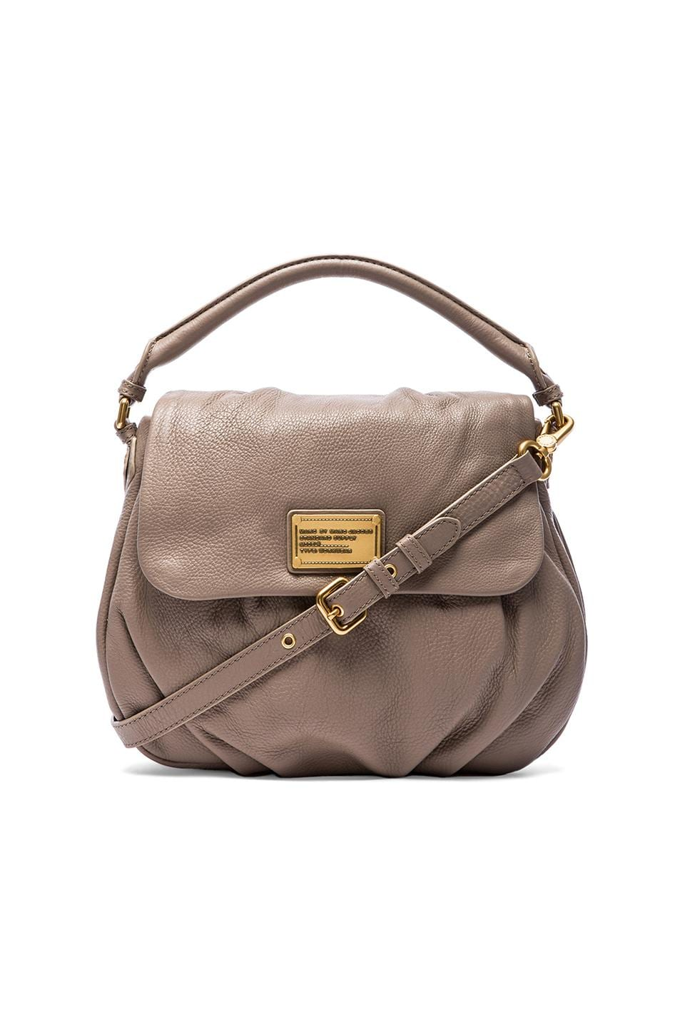Marc by Marc Jacobs Classic Q Lil Ukita in Cement