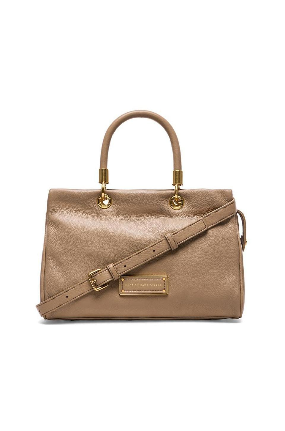Marc by Marc Jacobs Too Hot to Handle Satchel in Tracker Tan