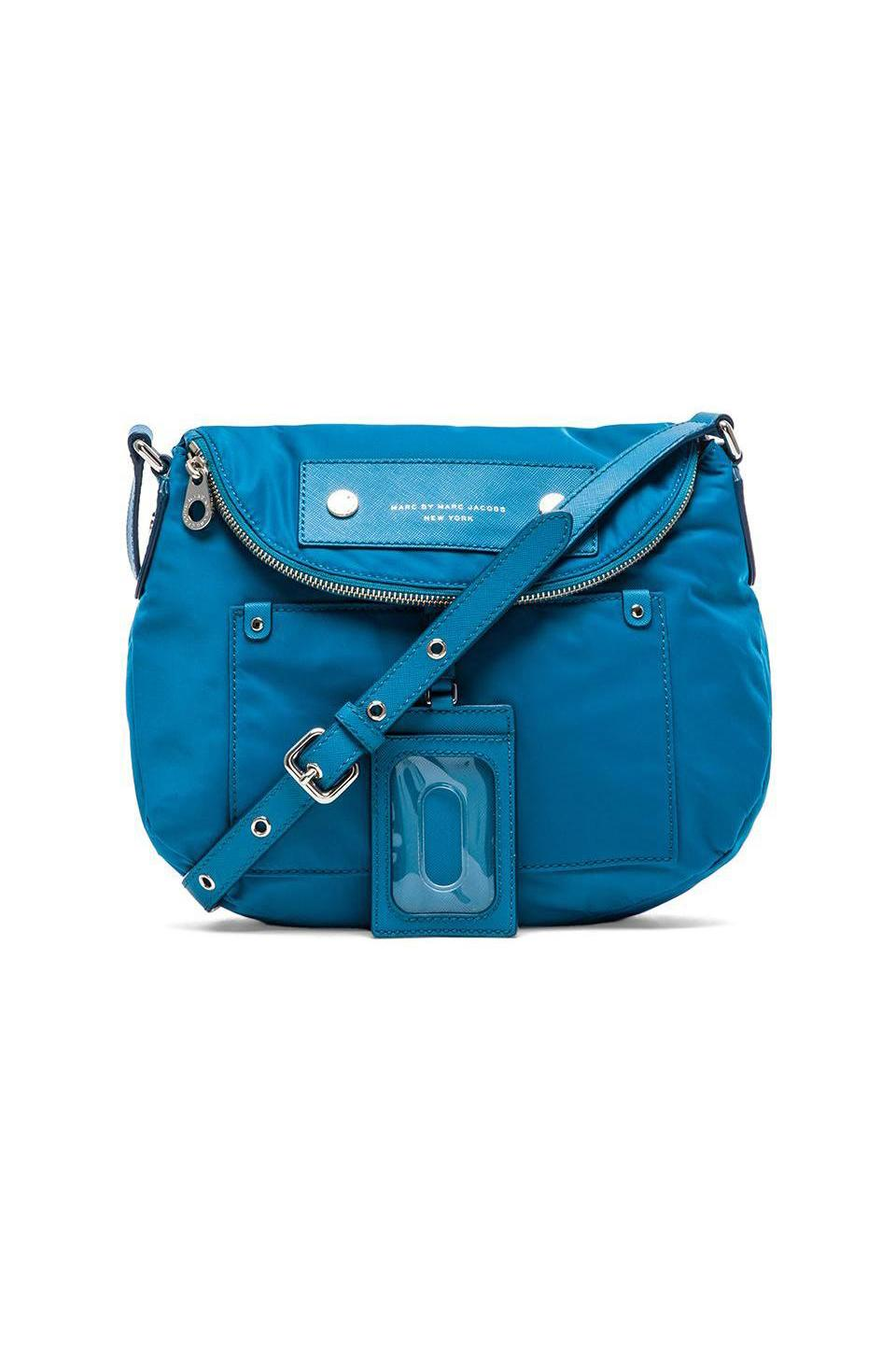 Marc by Marc Jacobs Preppy Nylon Natasha in Turkish Tile