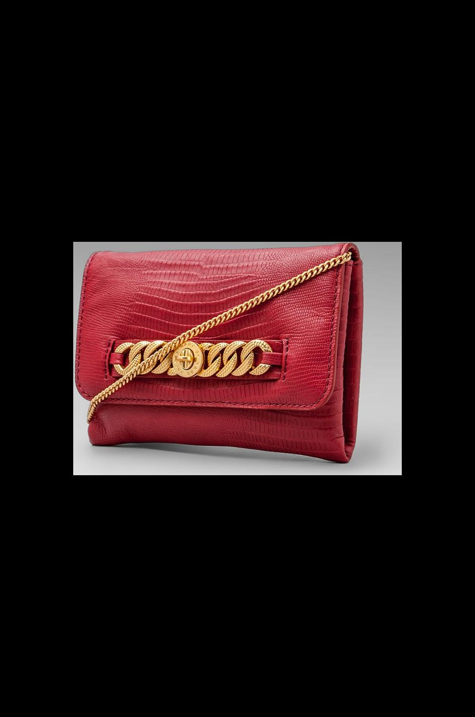 Marc by Marc Jacobs Katie Bracelet Crossbody in Lipstick Red