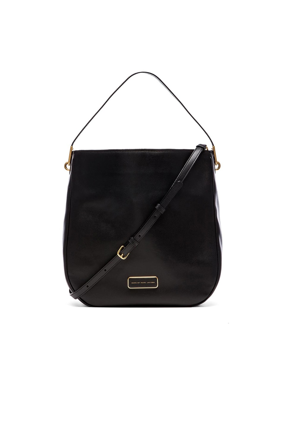 Marc by Marc Jacobs Ligero Hobo in Black
