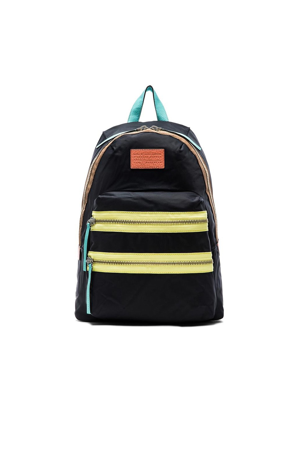 Marc by Marc Jacobs Domo Arigato Packrat Backpack in Atlantic Blue Multi