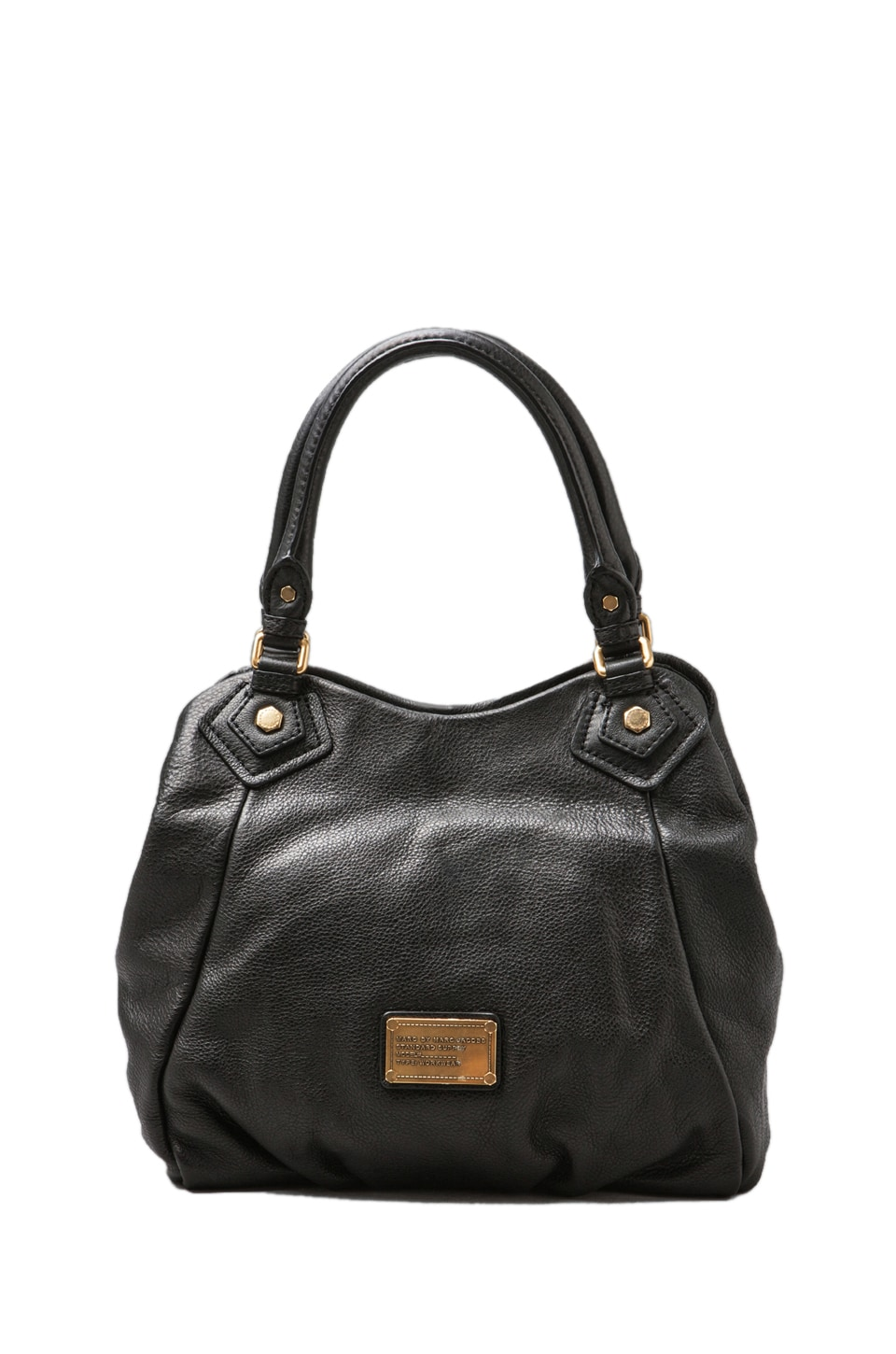 Marc by Marc Jacobs Classic Q Fran Handbag in Black