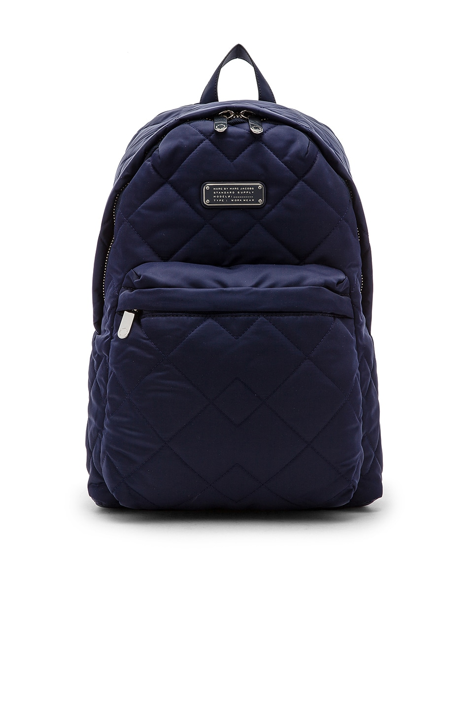 034850fb20930 Marc by Marc Jacobs Crosby Quilt Nylon Backpack in India Ink
