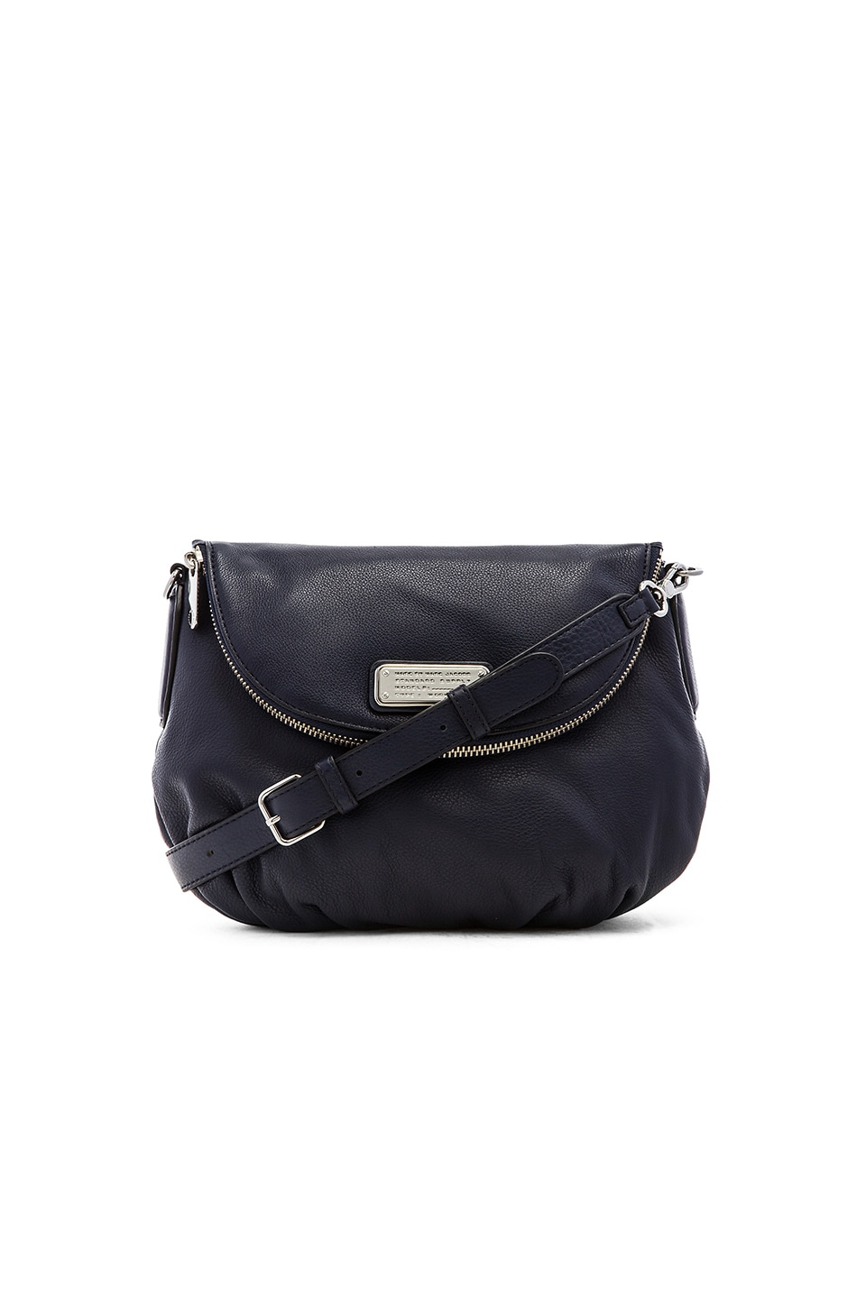 Marc by Marc Jacobs New Q Natasha Crossbody in India Ink