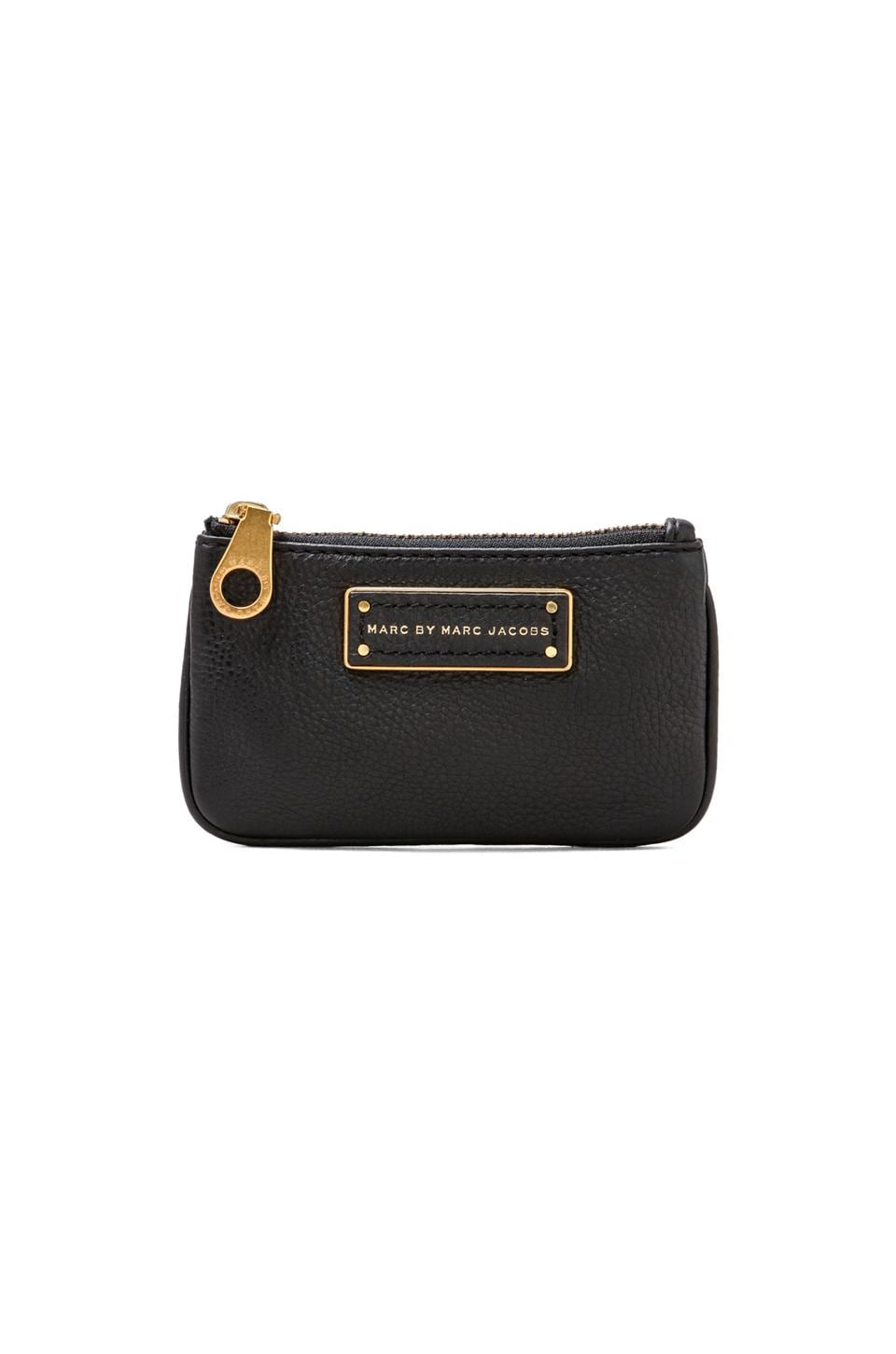 Marc by Marc Jacobs Key Pouch in Black