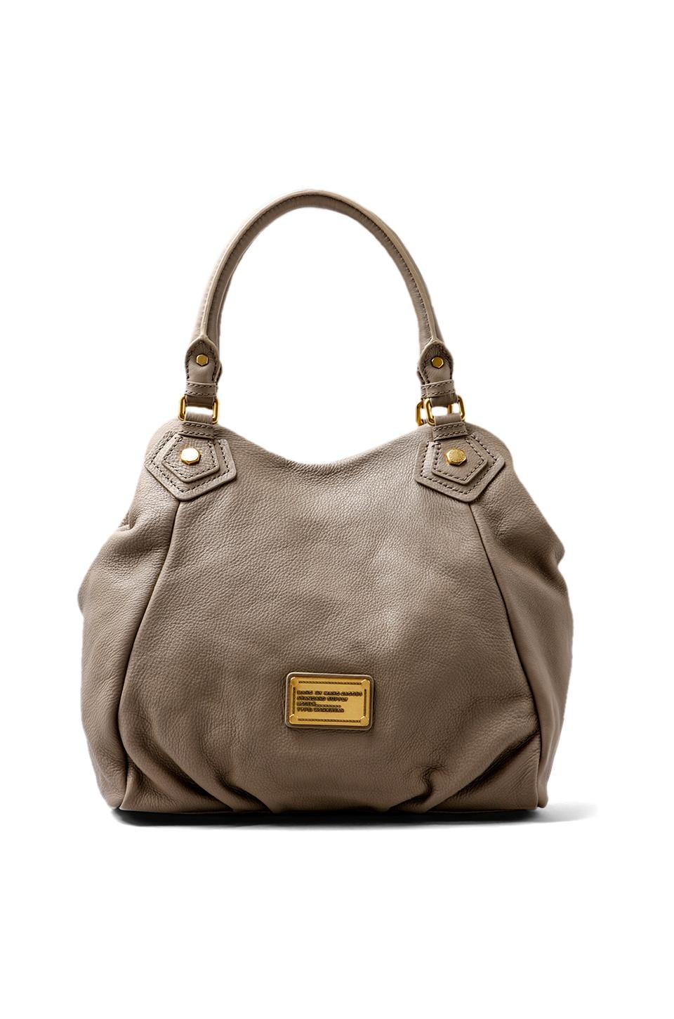 Marc by Marc Jacobs Classic Q Fran Bag in Cement