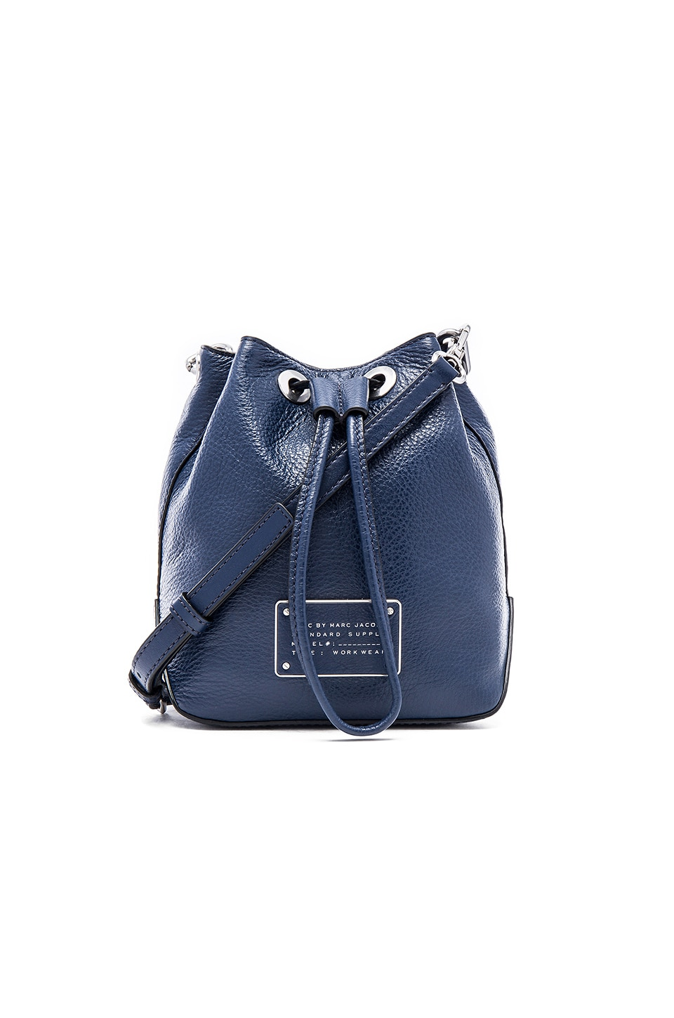 Marc by Marc Jacobs Too Hot To Handle Drawstring Bucket Bag in Amalfi Coast