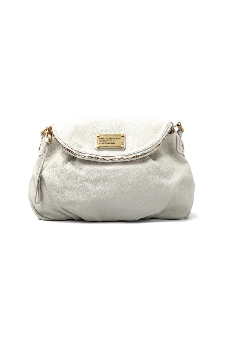 Marc by Marc Jacobs Classic Q Natasha in White Birch
