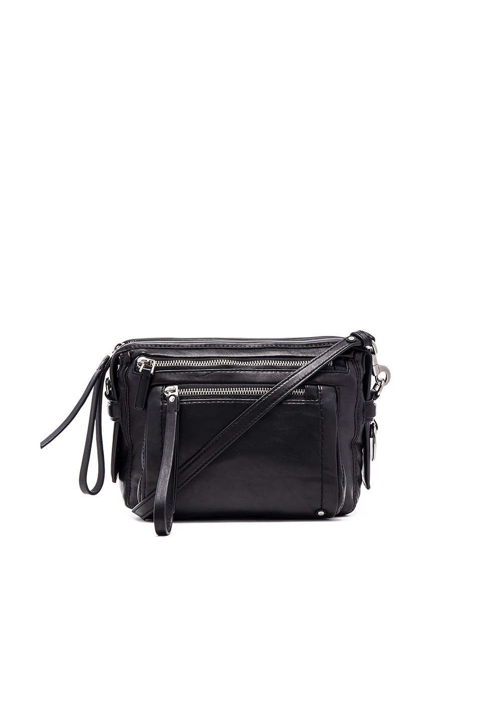 Marc by Marc Jacobs Cube Messenger Bag in Black