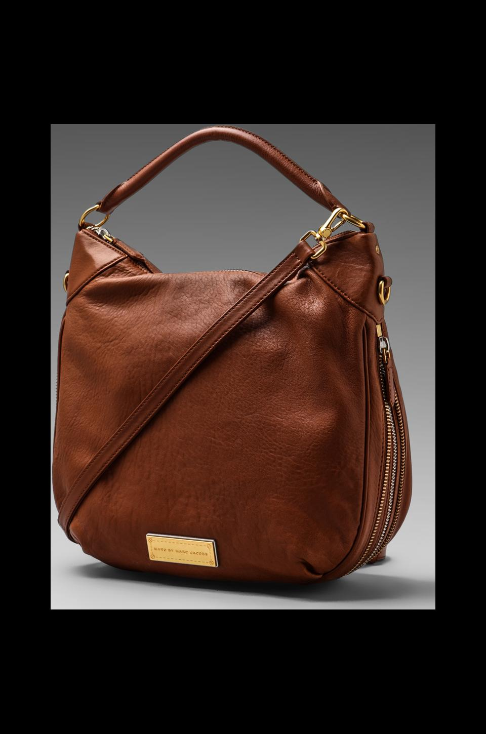 Marc by Marc Jacobs Washed Up Billy Bag in Cinnamon Stick