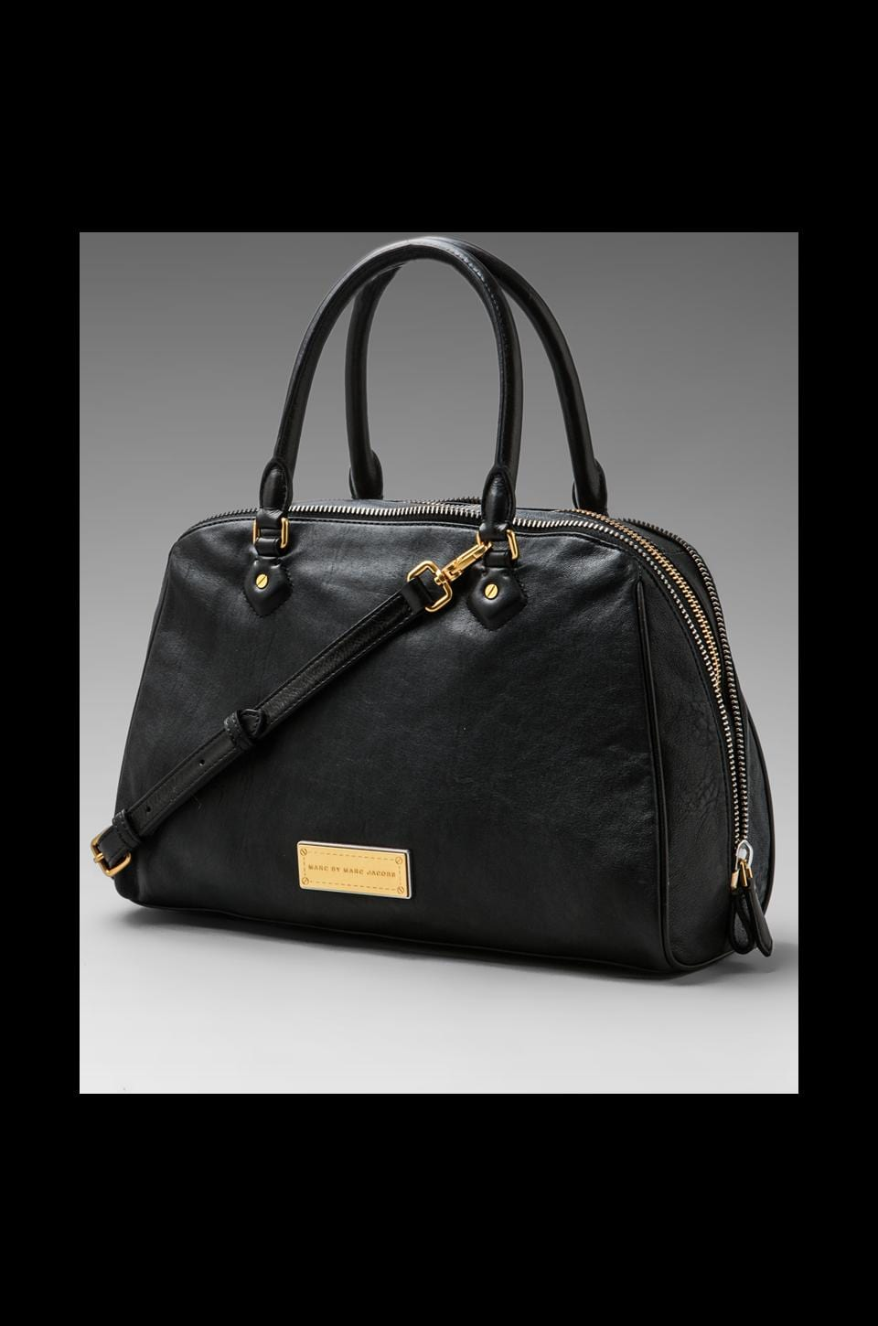 Marc by Marc Jacobs Washed Up Lauren Bag in Black