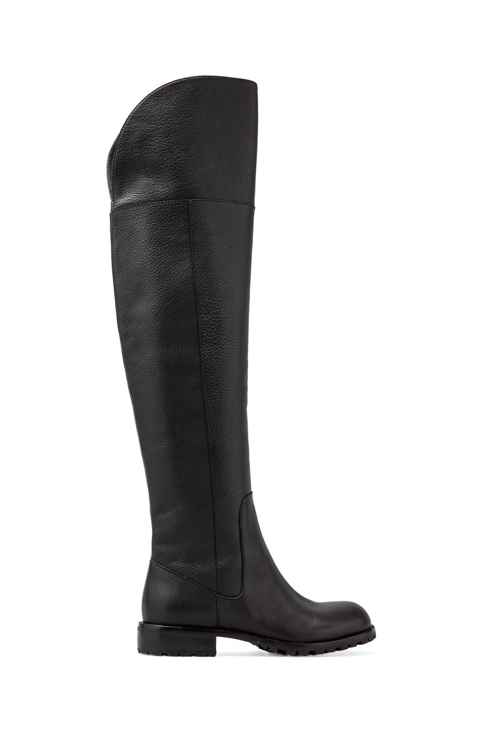 Marc by Marc Jacobs Easy Rider 30mm Over The Knee Boot in Black