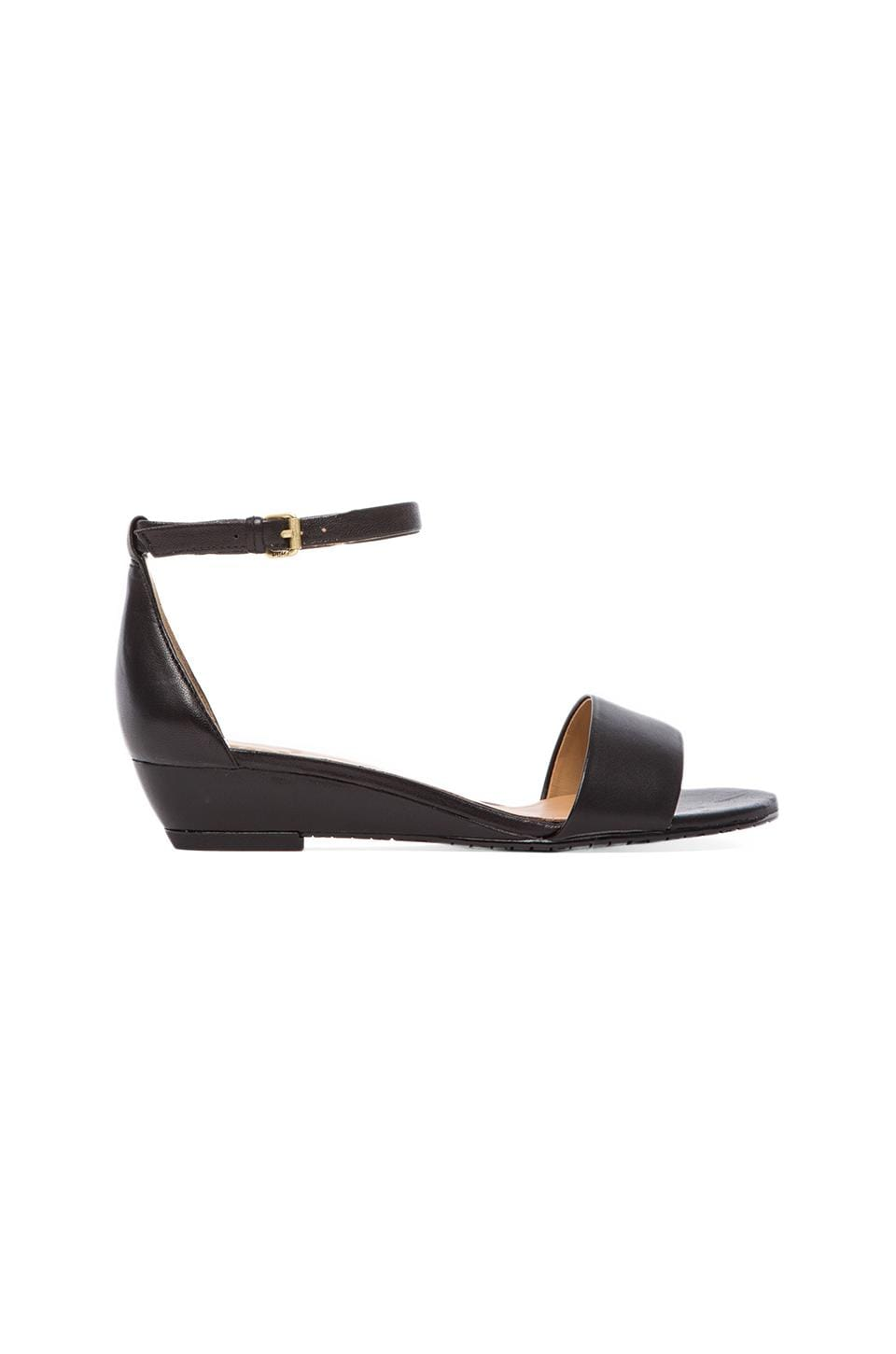 Marc by Marc Jacobs Demi Wedge in Black