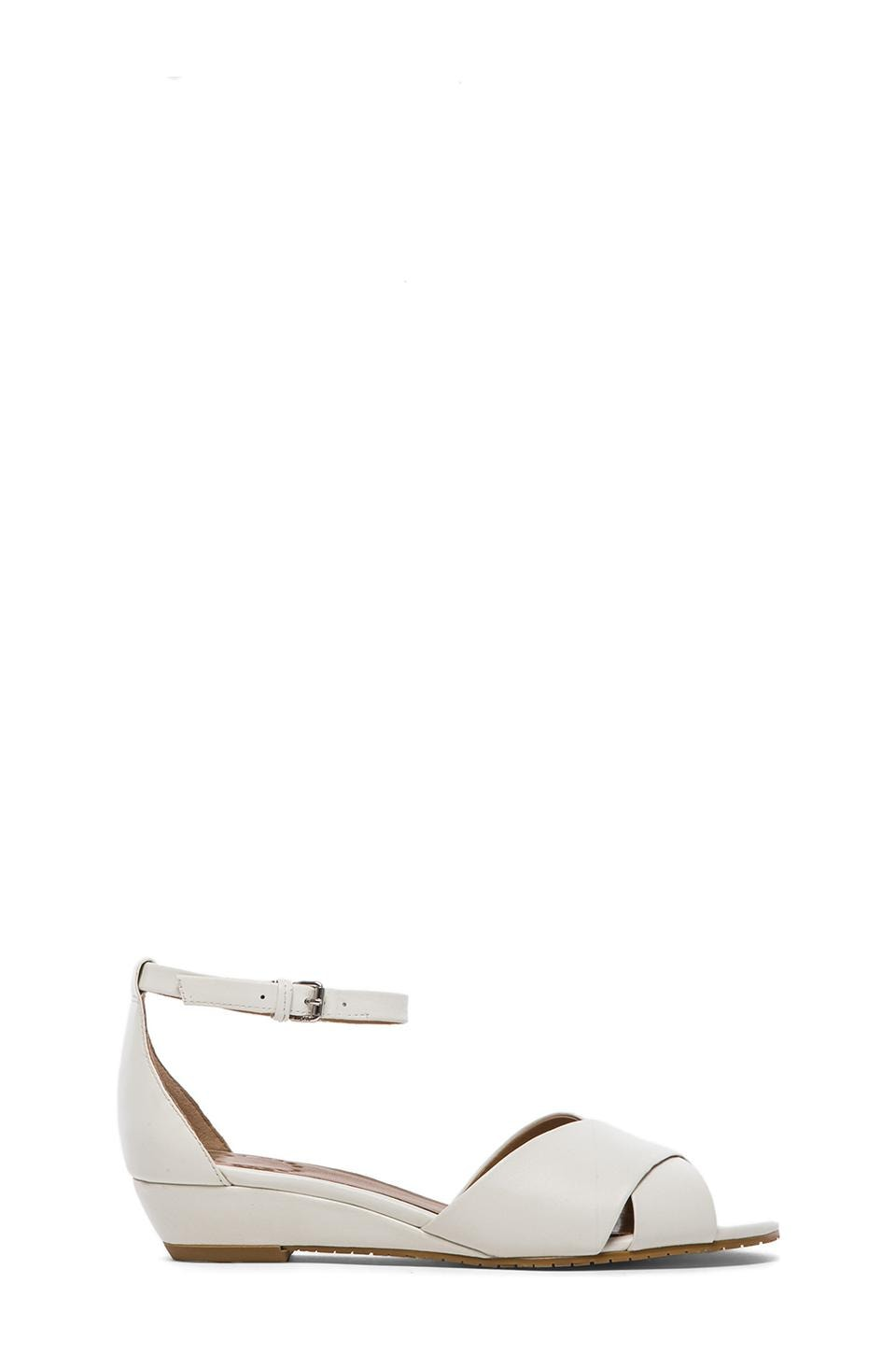 Marc by Marc Jacobs Simplicity Demi Wedge in White