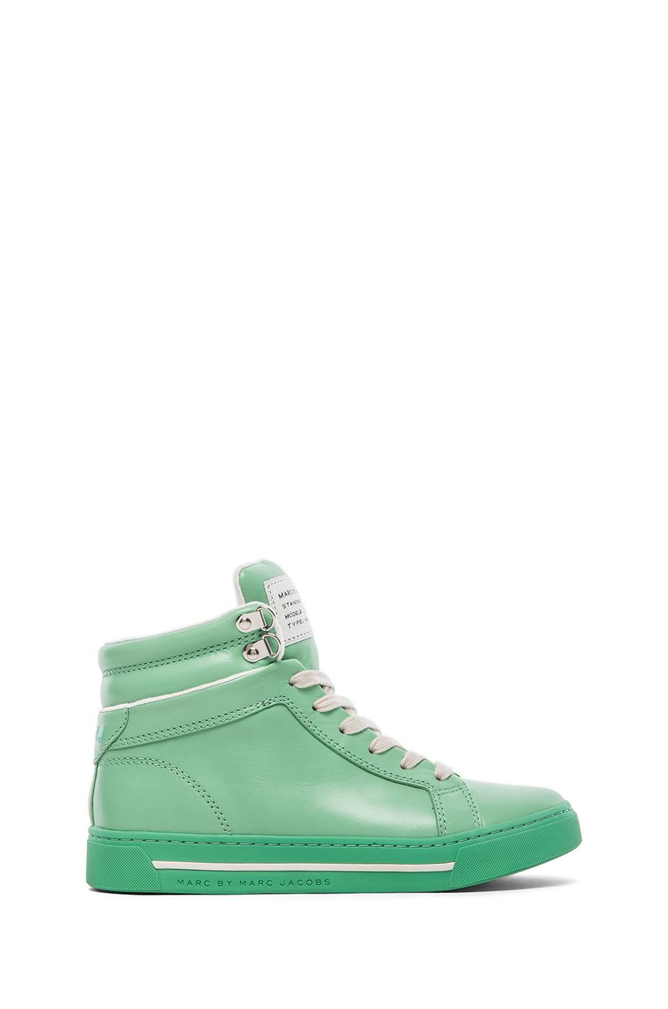 Marc by Marc Jacobs Cute Kicks Sneaker in Green