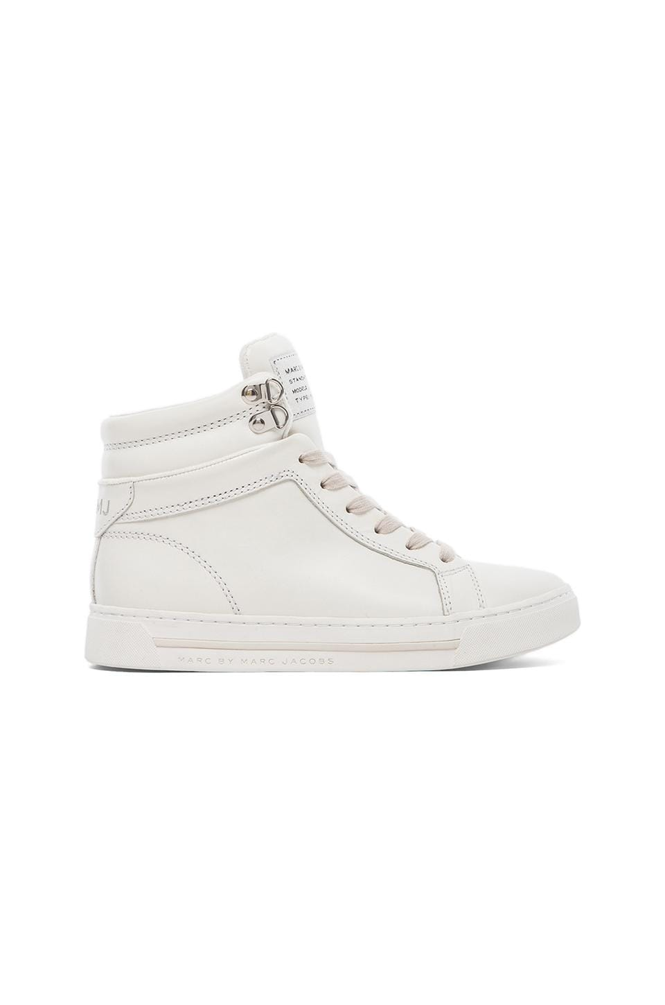Marc by Marc Jacobs Cute Kicks Sneaker in White