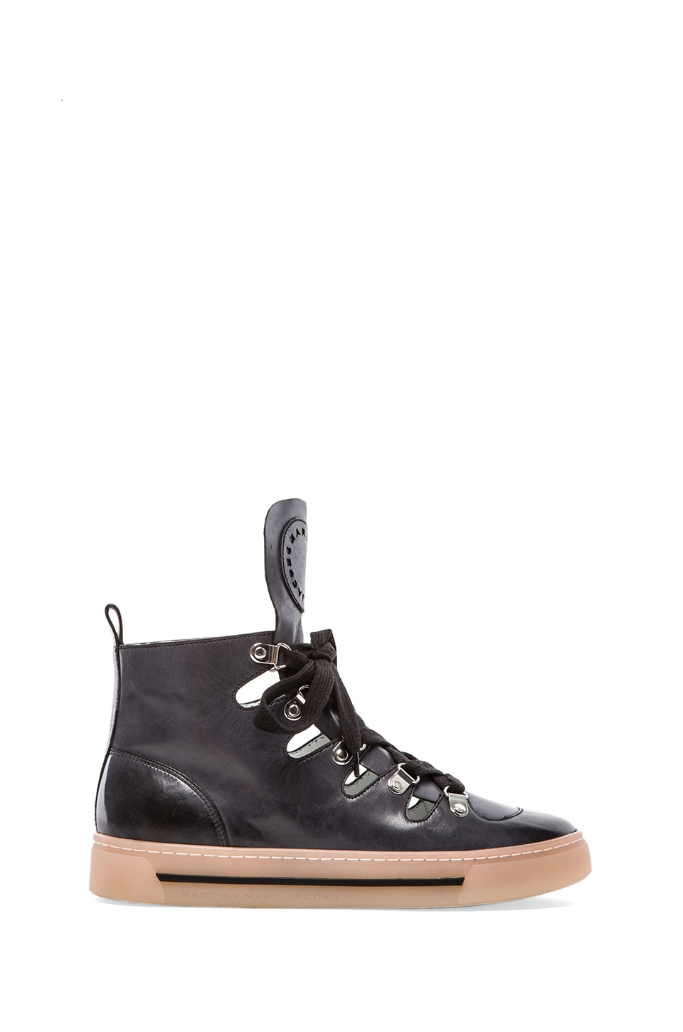 Marc by Marc Jacobs Cute Kicks Sneaker in Black