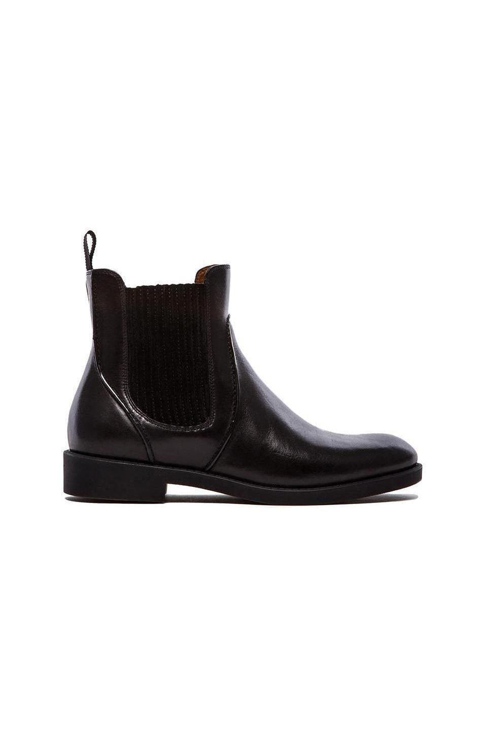 Marc by Marc Jacobs Street Smart Flat Ankle Booties in Black