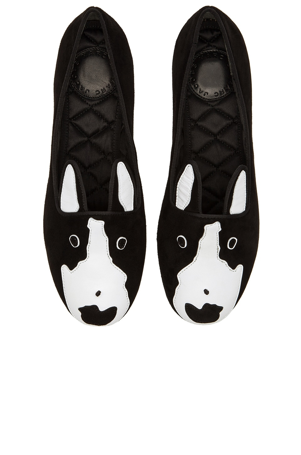 Marc by Marc Jacobs Neville Loafer in Black