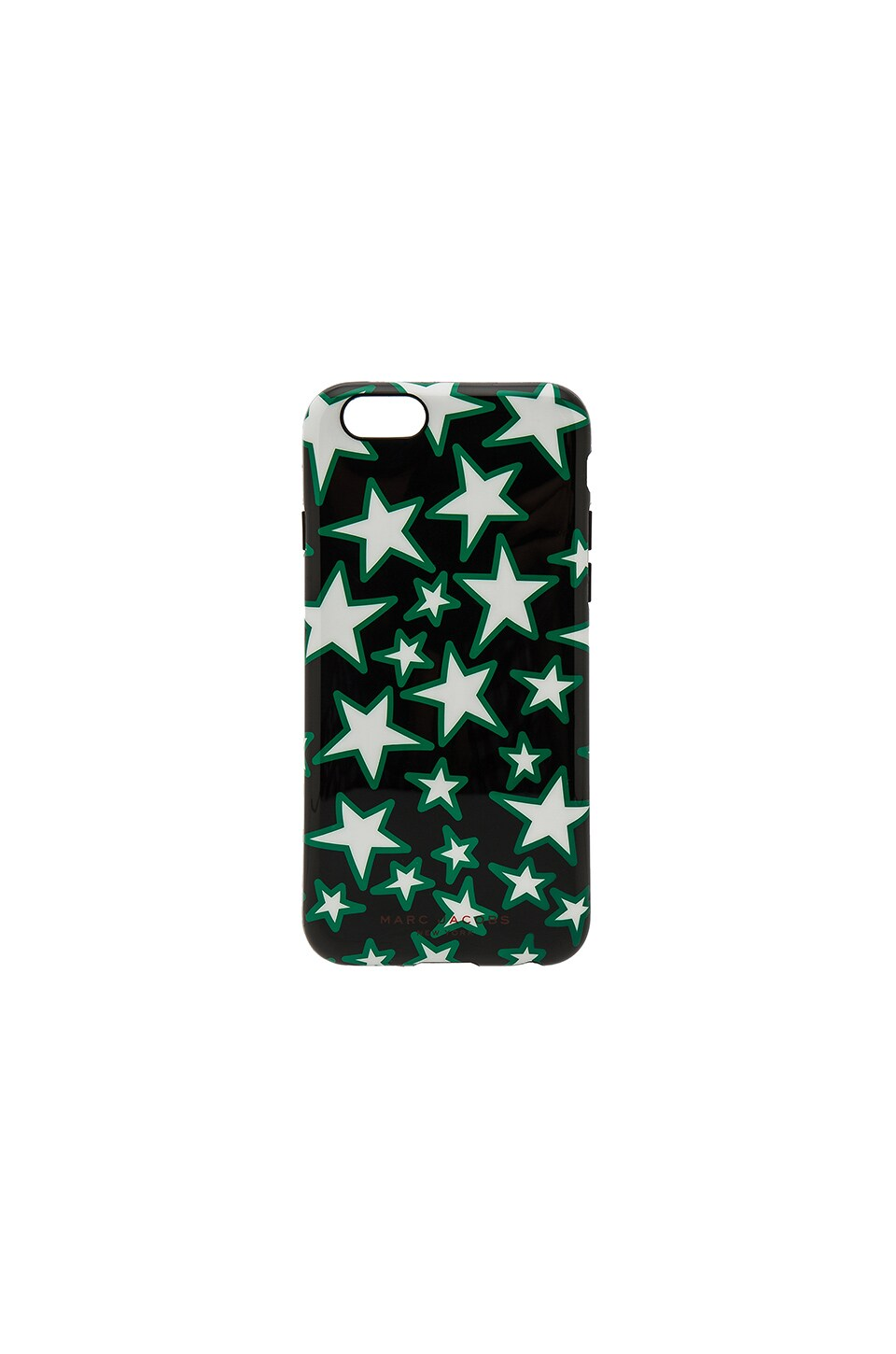 Marc Jacobs Stars iPhone 6S Case in Black Multi