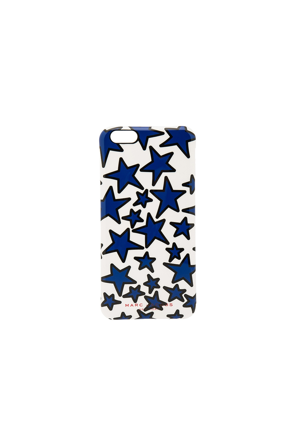 Marc Jacobs Stars iPhone 6S Plus Case in Antique White Multi