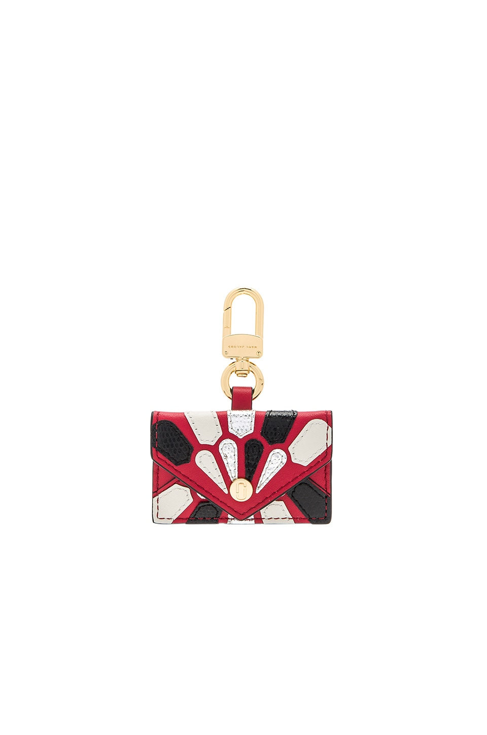 Fire Rooster Bag Charms Envelope Charm by Marc Jacobs