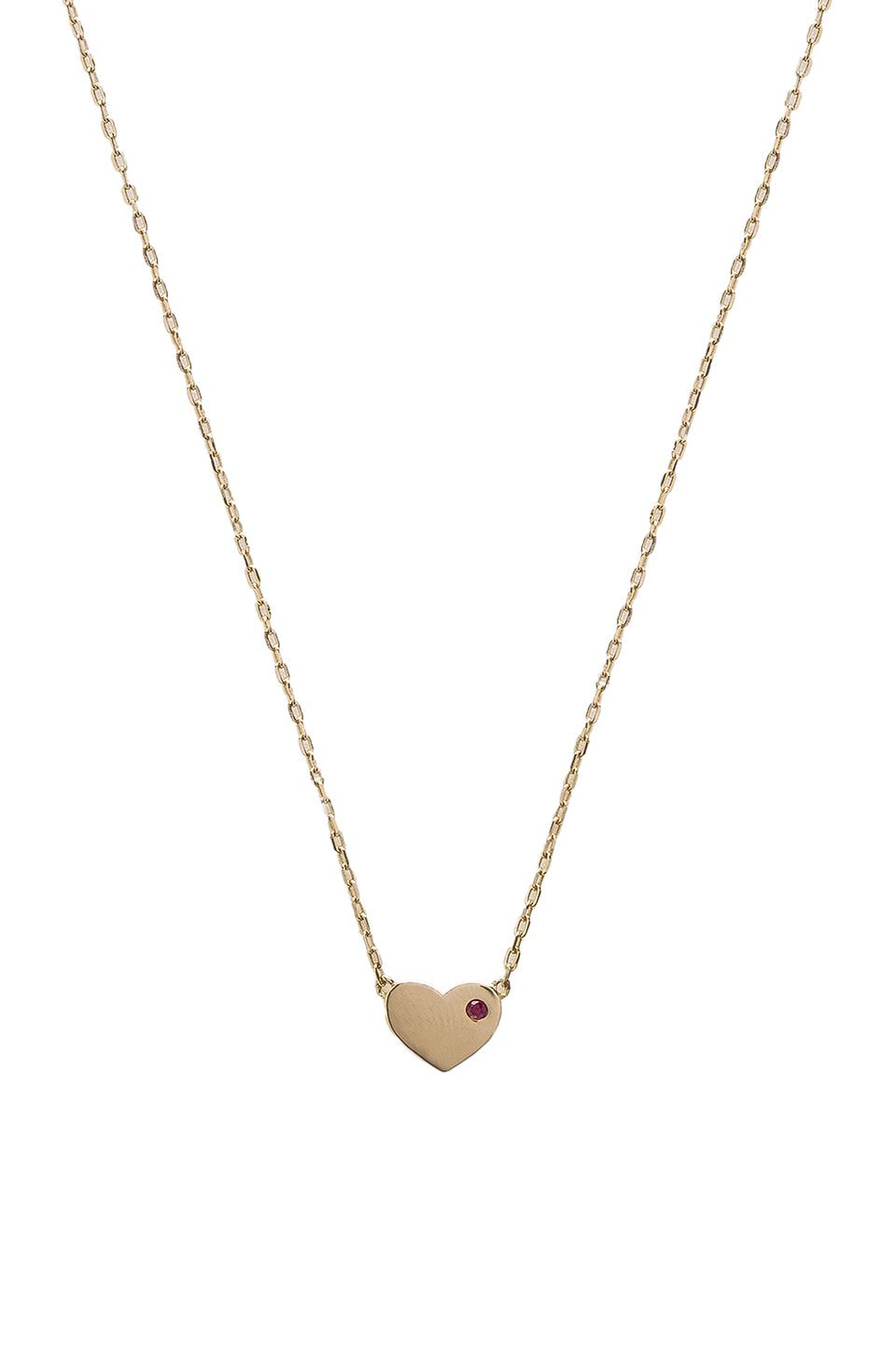 Heart Pendant Necklace by Marc Jacobs