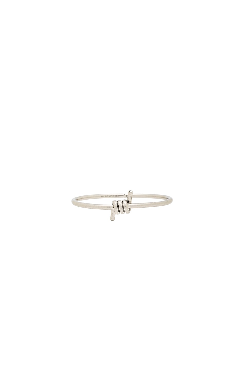 Twisted Hinge Cuff by Marc Jacobs