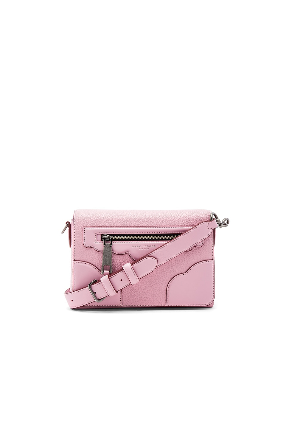 Marc Jacobs Haze Small Shoulder Bag in Pink Fleur