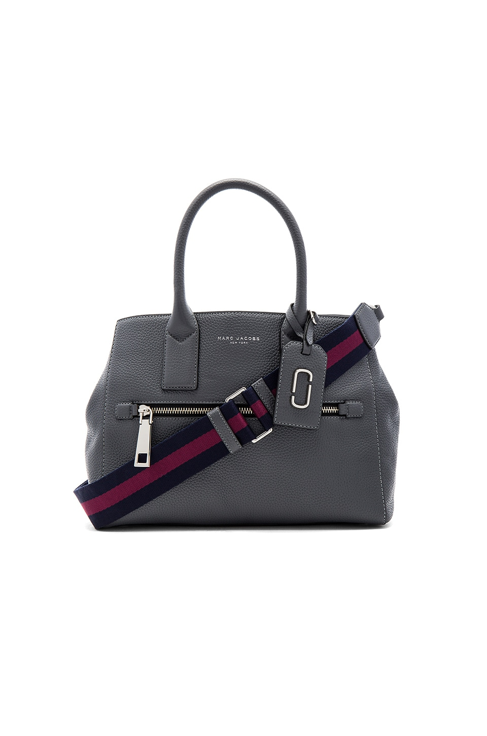 Marc Jacobs Gotham Tote Bag in Shadow