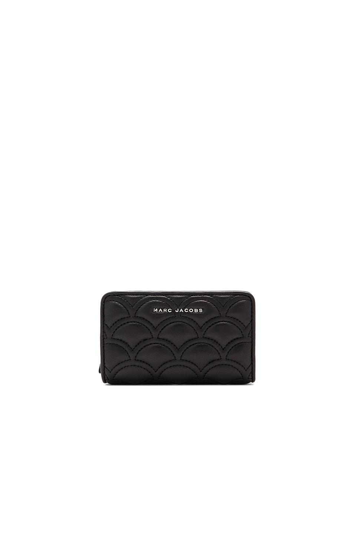 Matelasse Compact Wallet at REVOLVE