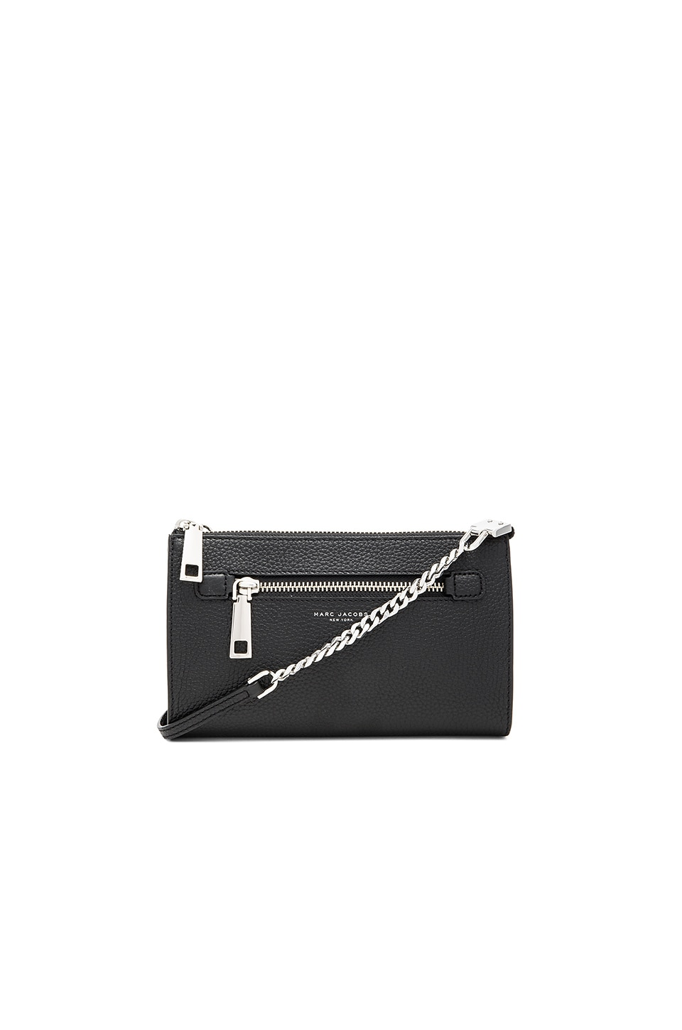 0187d78bb2ed Marc Jacobs Gotham Small Crossbody Bag in Black