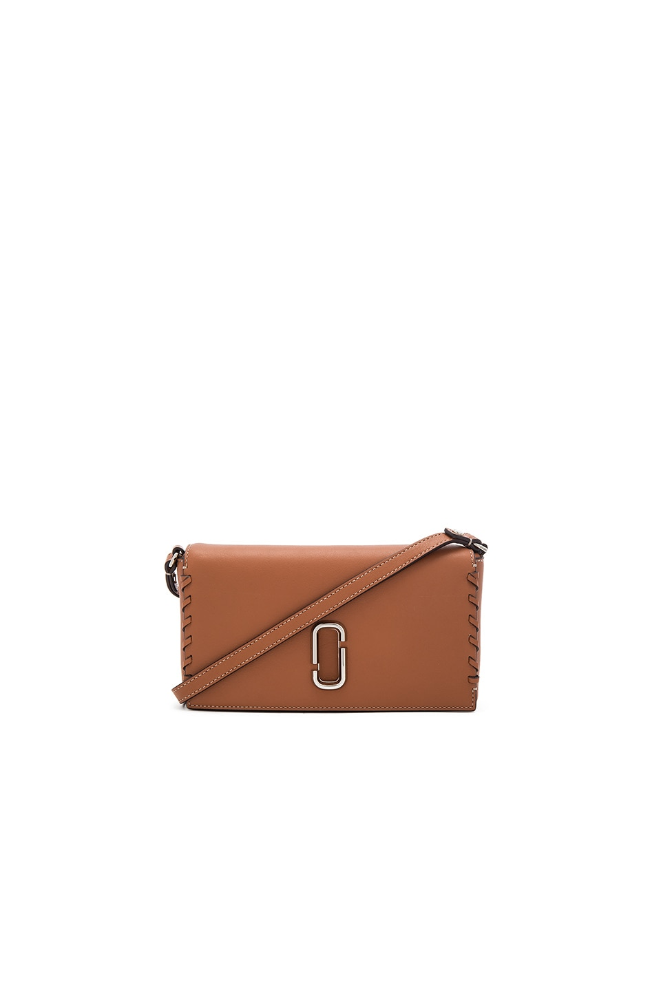 Marc Jacobs Noho Small Crossbody Bag in Caramel Cafe